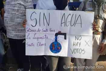 ▷ #VIDEO Habitantes de Santa Elena, Santa Rosa y La lagunita denuncian que tienen 3 meses sin agua #9Sep - El Impulso