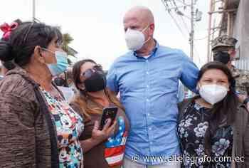 Vicepresidente Borrero visitó los hospitales de Santa Elena - El Telégrafo