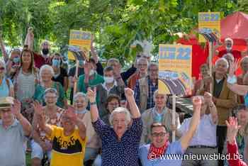 Ongerustheid over toekomst buslijn 22 brengt bewoners samen ... (Wilrijk) - Het Nieuwsblad