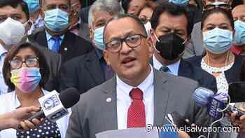 Juez de Santa Tecla declara como testigo en Fiscalía   Noticias de El Salvador - elsalvador.com