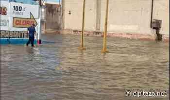 Habitantes reportan inundaciones por lluvias en sectores de Ciudad Ojeda - El Pitazo