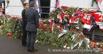 DitD & Open Post - 9/8/21: Remembering Lokomotiv Yaroslavl Edition - All About The Jersey