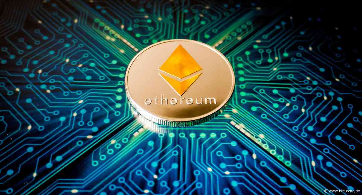 Ethereum überlastet? ETH-Transaktionen werden teuer - BTC-ECHO | Bitcoin & Blockchain Pioneers