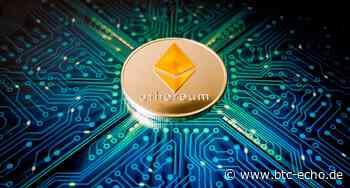 Ethereum überlastet? ETH-Transaktionen werden teuer - BTC-ECHO   Bitcoin & Blockchain Pioneers