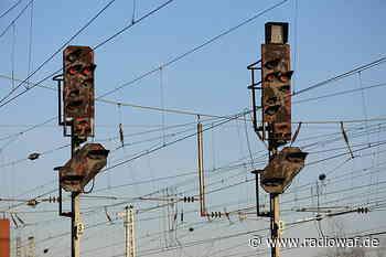 Geld für Sanierung der WLE-Strecke zwischen Beckum und Lippstadt - Radio WAF