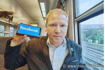 """Andy (44) sleept Facebook voor de rechter nadat zijn account verwijderd wordt: """"Inbreuk op mijn burgerlijke rechten"""""""