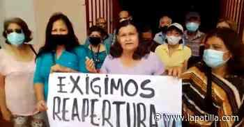 Desde la llegada del coronavirus a Venezuela, el Ipasme de Maracay ha permanecido cerrado - La Patilla