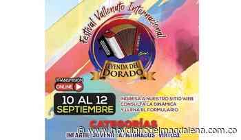 Todo listo para el Festival Vallenato El Dorado 2021 - HOY DIARIO DEL MAGDALENA