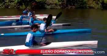 Sueño dorado: niños indígenas ven en el canotaje una opción para llegar a los Olímpicos - Caracol Televisión