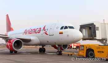 Avianca reinaugura su vuelo entre Bogotá y Asunción - torreeldorado.co