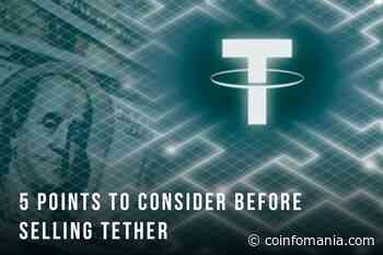 5 Points to Consider Before Selling Tether (USDT) in Istanbul - Coinfomania