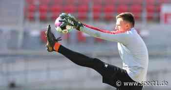 FC Bayern II nur mit Remis gegen Aschaffenburg in der Regionalliga - SPORT1