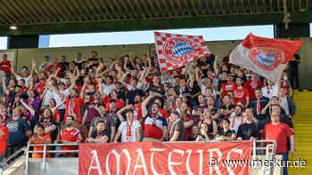 Regionalliga Bayern im Live-Ticker: FC Bayern II gegen Viktoria Aschaffenburg - Merkur Online