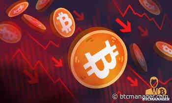 Here's How Bitcoin Futures Might Have Influenced BTC's Recent Market Crash | BTCMANAGER - BTCMANAGER