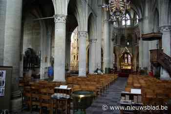 Sacramentstoren en gouden koorkap in de kijker op Monumentendag - Het Nieuwsblad