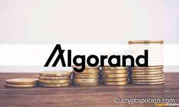 Algorand Foundation Launched a $300M Fund for DeFi Innovation: ALGO Taps a 2-Year High - CryptoPotato