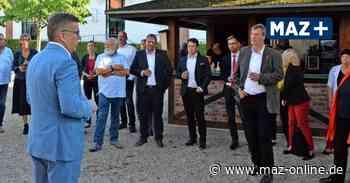 Pritzwalk: IHK lud zum Wirtschaftsempfang ein - Märkische Allgemeine Zeitung