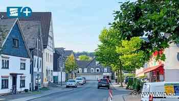 Netphen: Alte Häuser weichen großen Neubauten - Westfalenpost