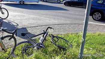 Netphen: Fahrradfahrer angefahren und schwer verletzt - Westfalenpost