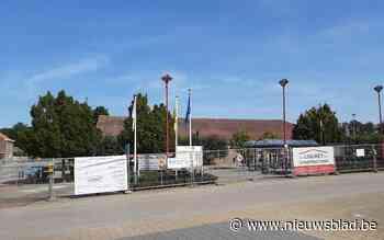 Sporthal gesloten door renovatiewerken