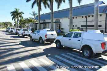 El punto fijo de vacunación contra el Covid-19 funciona desde este viernes en el Galón C - El Comercial.com.ar