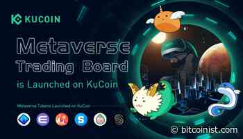 KuCoin Launches First-Ever Metaverse Trading Section For GameFi Trading - bitcoinist.com