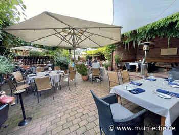 Durchwachsener Sommer für Gastronomen im Kreis Miltenberg - Main-Echo