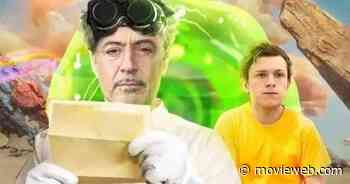 Robert Downey Jr. and Tom Holland Are Rick and Morty in Live-Action Movie Fan Art - MovieWeb