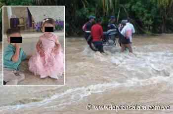 Localizan cuerpos de niños arrastrados por quebrada en Colombia - La Prensa de Lara