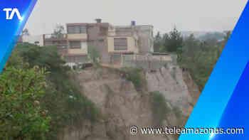Moradores de Carapungo piden intervención en la quebrada Carretas - Teleamazonas