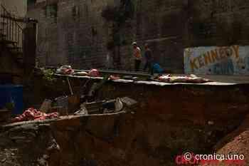Viviendas cercanas a la quebrada Mujica en Macarao están en riesgo - Crónica Uno