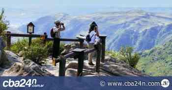 Parque Quebrada del Condorito: por obras se restringe la circulación en Ruta 34 - Cba24n
