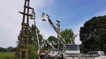 Sucesivos cortes de luz afectaron a barrios de la ciudad - En Línea Noticias