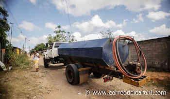 80% de Upata cumple seis días sin agua y sin saber cuándo se resolverá la falla - Correo del Caroní - Correo del Caroní