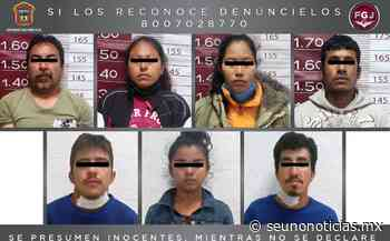 Desarticulan célula de La Familia Michoacana en San Felipe del Progreso - SéUno Noticias