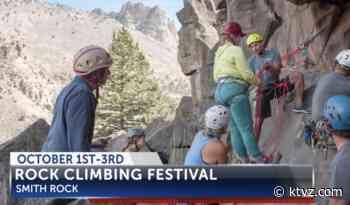 Climbing fest set to return to Smith Rock State Park - KTVZ