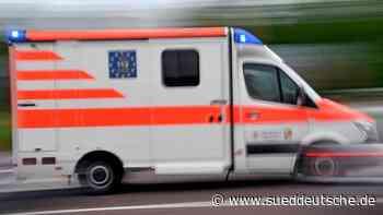 Kind stürzt mit Fahrrad und verletzt sich schwer - Süddeutsche Zeitung