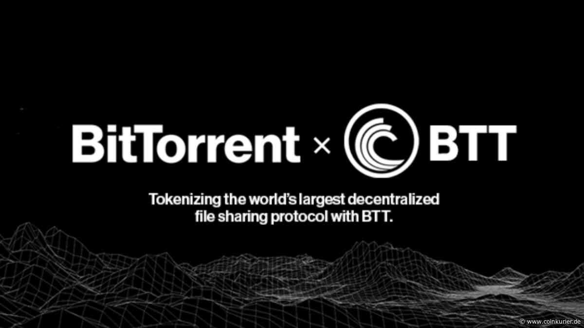 BitTorrent (BTT) steigt in wenigen Tagen um fast 1000% - Coin Kurier