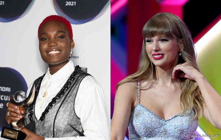 """Taylor Swift congratulates Arlo Parks on Mercury Prize win: """"Your album is stunning"""""""