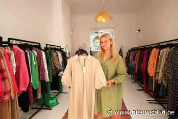 Jonge onderneemster bundelt boetiek en eigen kledingcollectie in Maxlabel