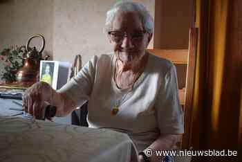 Nieke wordt maandag 108 (Beersel) - Het Nieuwsblad