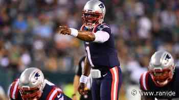 """Cam Newton zur Entlassung bei den New England Patriots: """"Aura mein Geschenk und Fluch"""" - RAN"""
