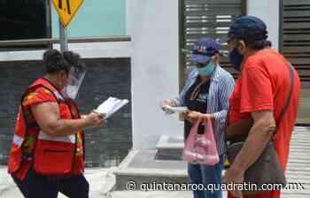 Ayudarán a abuelitos de Isla Mujeres a inscribirse a programas federales - Quadratin Quintana Roo - Quadratín Quintana Roo