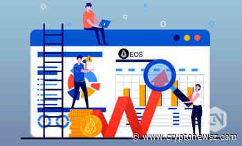 EOS Undergoes Profit Booking Haulting Its Upside Movement! - CryptoNewsZ