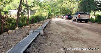Inician construcción de cunetas en carretera intermunicipal Pueblo Nuevo - San Juan de Limay - Radio ABC | Noticias ABC