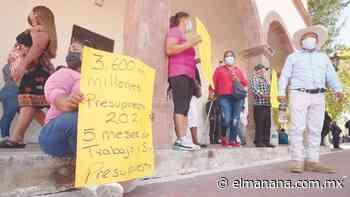 Exhibe pueblo fin de Gobierno fallido en Nuevo Laredo - El Mañana