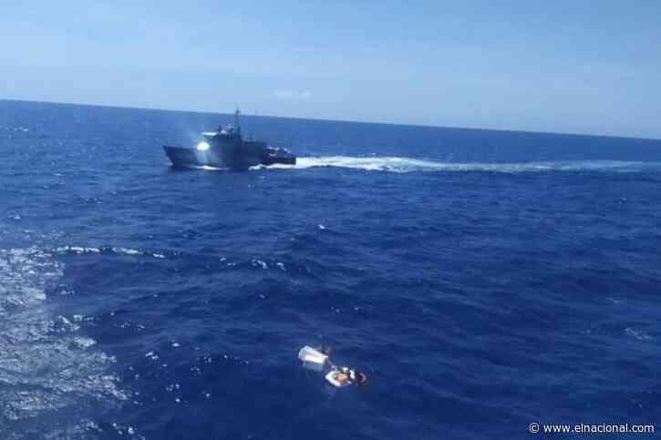 Continúa búsqueda de desaparecidos del naufragio Higuerote-La Tortuga - El Nacional