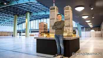 Schaalmodel World Trade Center van Deurnese Daan kwijt - DMG Deurne