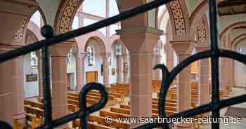 140 Jahre katholische Kirche St. Martin Bexbach - Saarbrücker Zeitung