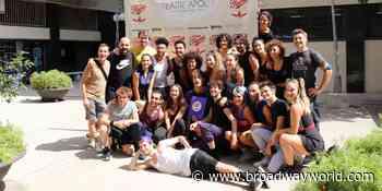 FAMA: EL MUSICAL se presenta en la Escuela Coco Comín - BroadwayWorld Spain